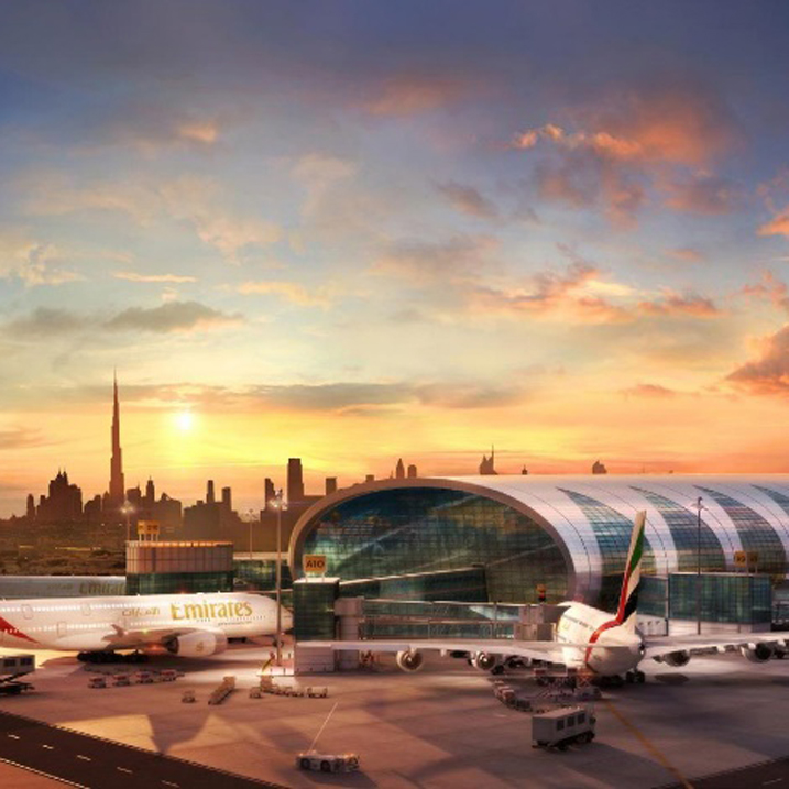 Dubai International Stays World's No. 1 Airport