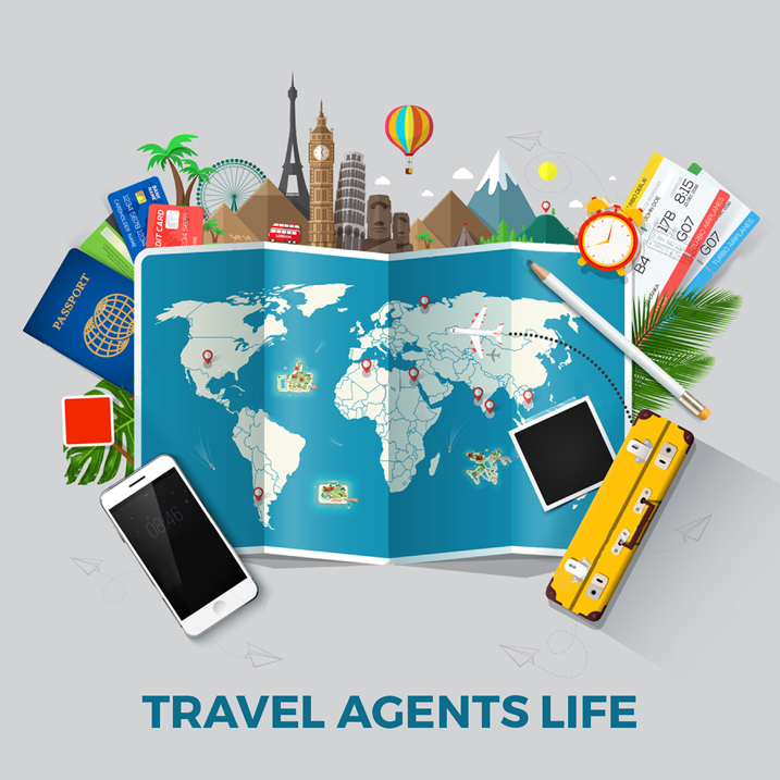 Life as a travel agent never fails to be interesting!!