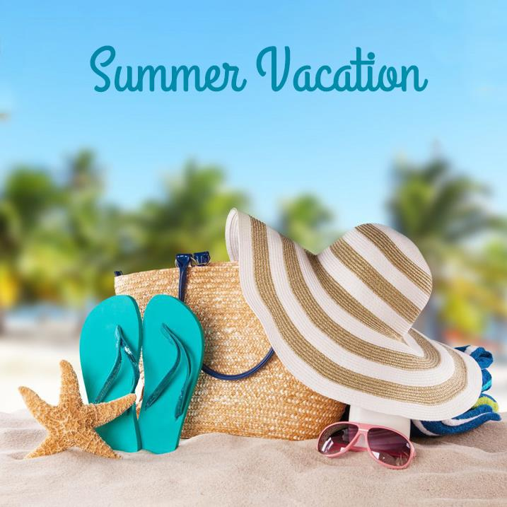Have your summer vacation! Best Time To Start Searching