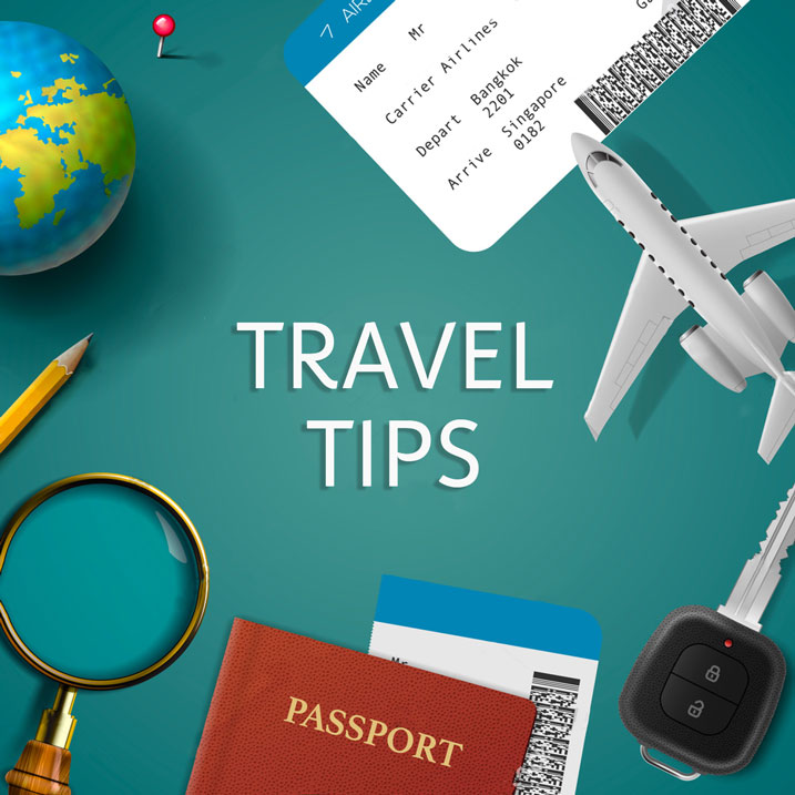 Practical tips For Sustainable Travel