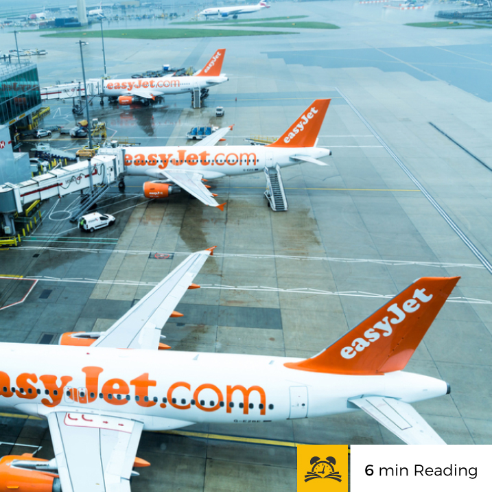 Easy Jet new sales channel on GDS