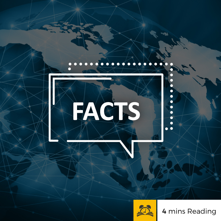 Facts you may not know about the travel industry and travel agencies